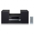 Micro System Pioneer X - CM56B com Bluetooth, USB, NFC e MP3 - Preto