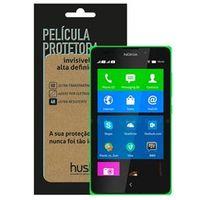 Película para Nokia XL / Dual de Ultra Resistência - Invisível de Alta Definição HD