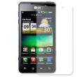 Película Protetora LG Optimus Max P720 Anti - Reflexo e Anti - Digitais
