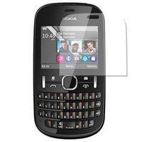 Película Protetora Nokia Asha 201 Anti - Reflexo e Anti - Digitais