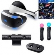 Playstation VR PS4+ Câmera+ Controles Movimento+ Carregador P / Controles PS Move - Sony