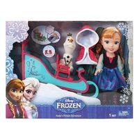 1143 Disney Frozen Ana Aventura Na Neve Com Treno