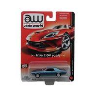 1970 MERCURY COUGAR 1 / 64 AUTO WORLD AW64011B