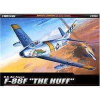 Aviao F - 86F Sabre - The Huff - Academy