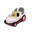 Bob Esponja Lancha De Corrida À Fricção Lanchinha Miniatura Brinquedo - Dt8 3393