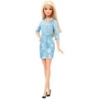 Boneca Barbie Fashionistas - Vestido Jeans Dvx71