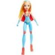 Boneca Dc Super Hero Girls Treinamento Supergirl Dmm25