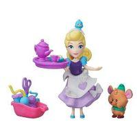 Boneca Princesas Disney - Mini Princesa e Amigo - Costuras de Cinderela B5333 - Hasbro