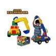 Caminhão Mega Escavador 221 - Maptoy