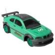 Carro Controle Remoto 3 Funções Lanterna Verde - Candide