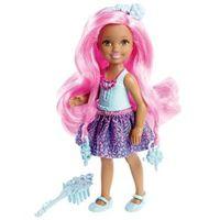 Chelsea Cabelo Rosa Barbie Fantasia - Mattel
