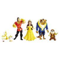 Disney Mini História Completa Bela e a Fera - Mattel