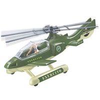 Helicóptero Exército Solapa Verde Camuflado 2363 - Lider