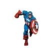 Imã De Mdf - Marvel - Capitão América
