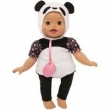 Little Mommy - Boneca Fantasias Fofinhas - Urso Panda Dgw82