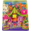 Polly Pocket Conjunto Aventura Na Selva - Mattel Djb25
