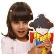 Boneca Kokeshi