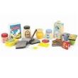 Brinquedo Educativo - Coleção Comidinhas Kit Café da Manhã
