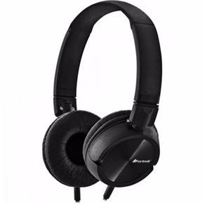 Fone De Ouvido Headphone Powerfull Bass Beats Fortrek Preto