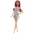 Boneca Barbie Fashionistas - Vestido Sorvetes Dgy60