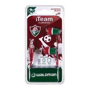 Fone In Ear Waldman Screamyn Buddy Fluminense