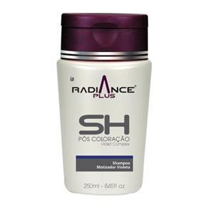 Agi Max Radiance Plus Shampoo Pós Coloração Matizador Violeta
