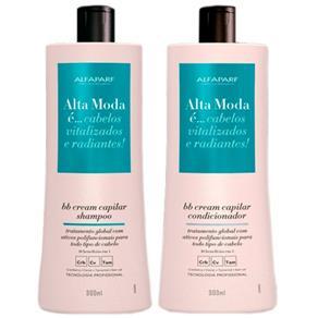 Alta Moda Kit Duo Bb Cream Capilar