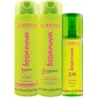 Bossa Nova Cadiveu - Shampoo 250ml + Condicionador 250ml + Maxi Ondas 200ml kit