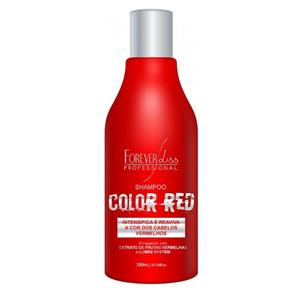 Color Red Forever Liss - Shampoo 300ml