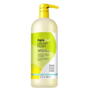 Deva Curl Delight Shampoo Low - Poo 1L