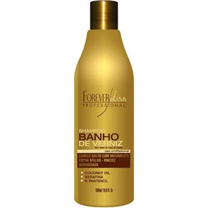Forever Liss Shampoo Extra Brilho Banho De Verniz - 500ml