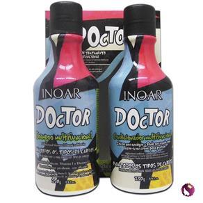 Inoar - Kit Duo Shampoo e Condicionador Doctor 250ML