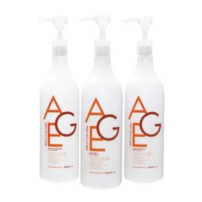 Kit Age Revitalize ( Shampoo + Leave - in + Mask 1000ml )