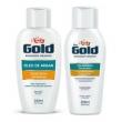 Kit Niely Gold Pós Química Shampoo 300ml + Condicionador 200ml