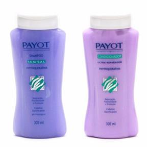 Kit Payot Cabelos Phytoqueratina ( 2x300ml ) Shampoo e Condicionador