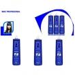 Kit Repasitor De Massa Capilar Cauterização Shampoo Bálsamo Máscara Sannabell 3Litros