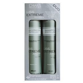 Kit Shampoo + Condicionador Charis Extreme Liss Kit
