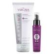 Kit Vizcaya Shampoo Keratina 200ml + CC Cream 12 em 1 70ml