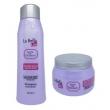 La Bella Liss - Ki Matizador Loira no Chuveiro ( Shampoo 500ml + Máscara 500g )