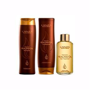 Lanza Kit Keratin Healing Oil