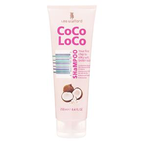 Lee Stafford Coco Loco - Shampoo Alisante 250Ml