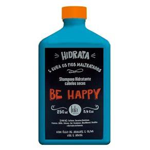 Lola Cosmetics Be Happy - Shampoo Hidratante 250Ml