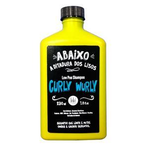 Lola Cosmetics Curly Wurly Low Poo - Shampoo Condicionante 230Ml
