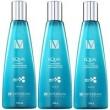 Mediterrani Equal System Kit Shampoo ( 250ml ) , Condicionador ( 250g ) e Leave - in ( 250g )