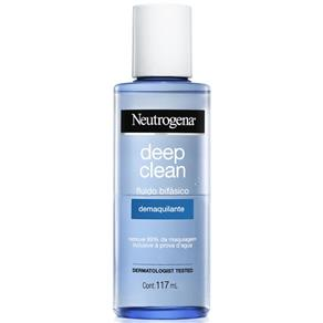 Neutrogena Deep Clean Demaquilante Para Os Olhos 117Ml