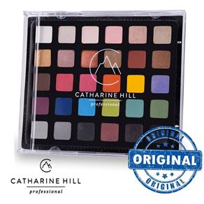 Paleta de Sombras 30 Cores Catharine Hill Catherine