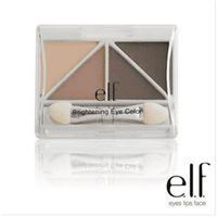 Paleta de sombras - Brightening - Brownstone