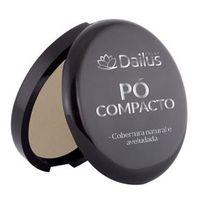 Pó Compacto Dailus - Pó Compacto - 02 - Bege Claro