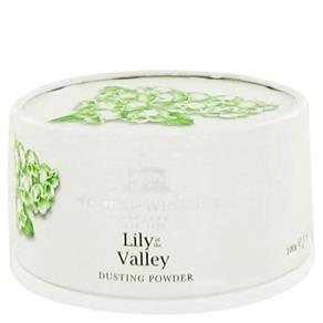 Pó Perfumado Feminino Woods Of Windsor Lily Of The Valley ( Woods Of Windsor ) 100 Ml Dusting Powder