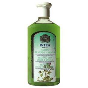 Shampoo Cabelos Oleosos Cha Verde Menta